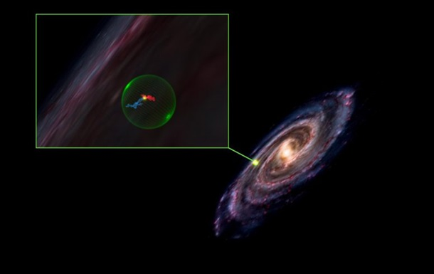 Таинственная полость окружена молекулярными облаками Персея и Тельца — областями, где образуются новые звезды.