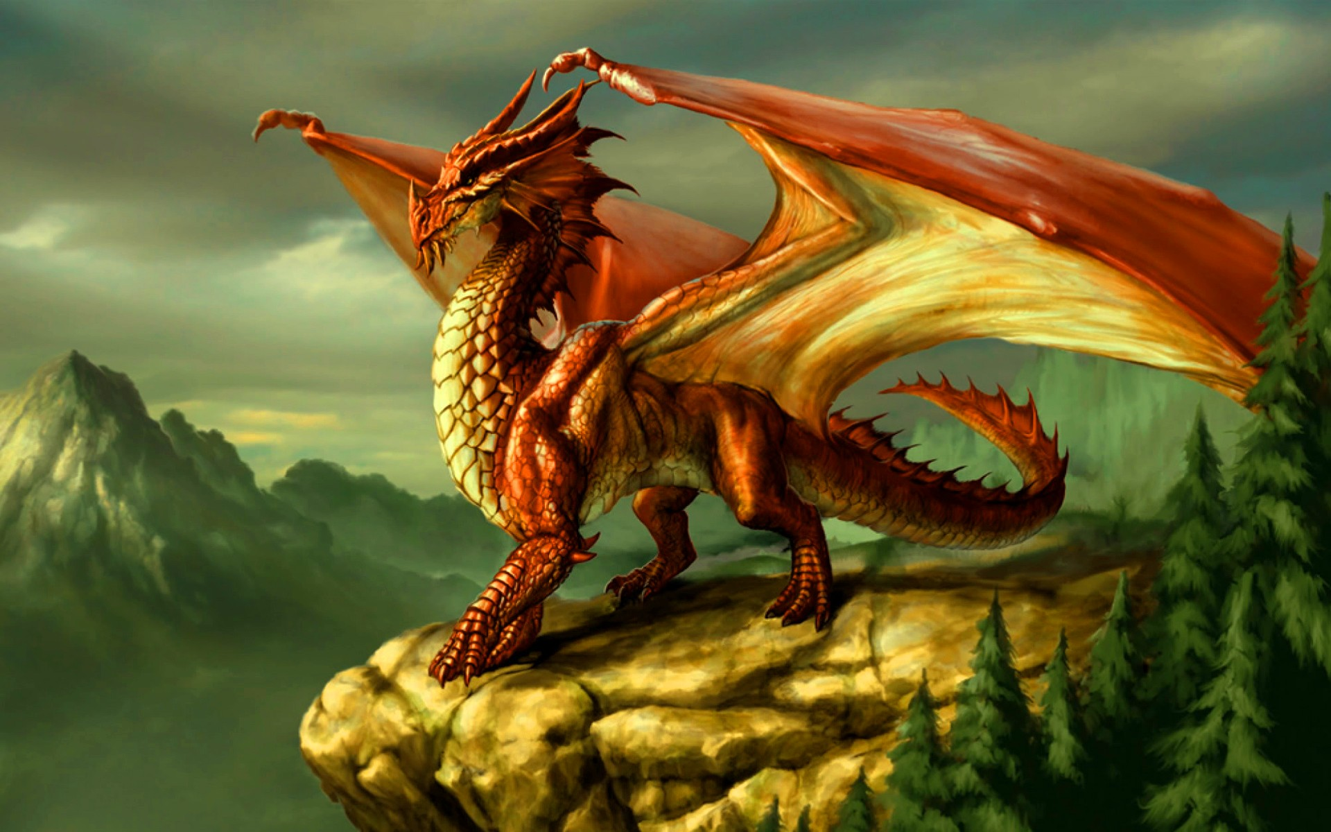 У карпатській міфології це дракон зі змієподібним тілом і крилами.