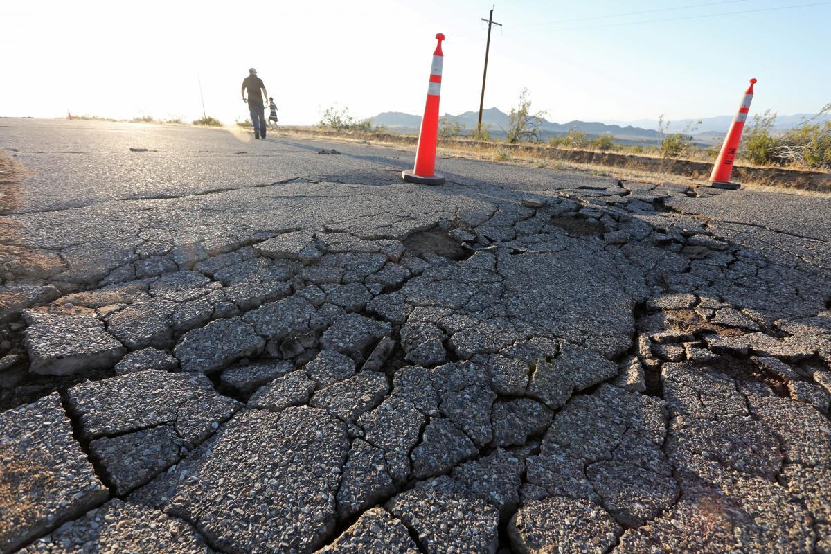 На території Словаччини - за 30 кілометрів від Закарпаття стався землетрус силою 3,8 бала.