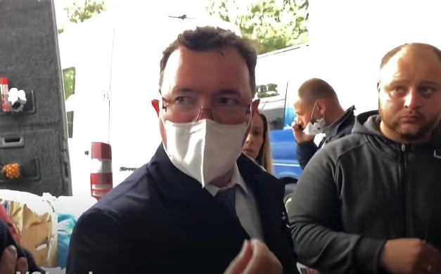 В.о. голови Державної митної служби України нещодавно приїжджав на Закарпаття під час блокування італійськими бусами КПП Тиса в Чопі.