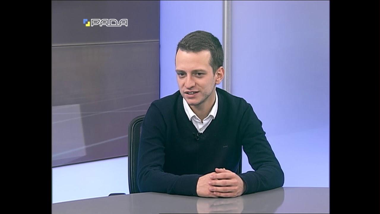 Олексій Устенко в перепалці з нардепом від