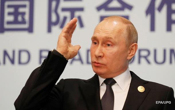 Російський президент задався питанням про підписання договору на транзит газу з Україною.