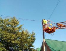 У Мукачеві оновлення системи вуличного освітлення завершено на 90 відсотків