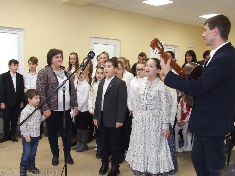 Угорщина профінансувала будівництво нового реформатського дитсадка в селі Вари / ФОТО