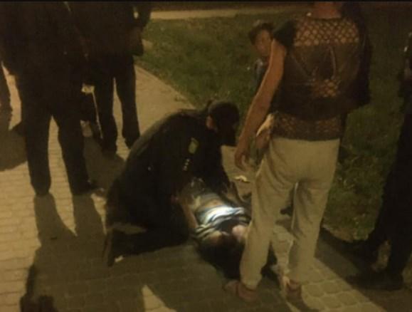 Інцидент між ромами трапився близько опівночі поблизу ТЦ «Метро».