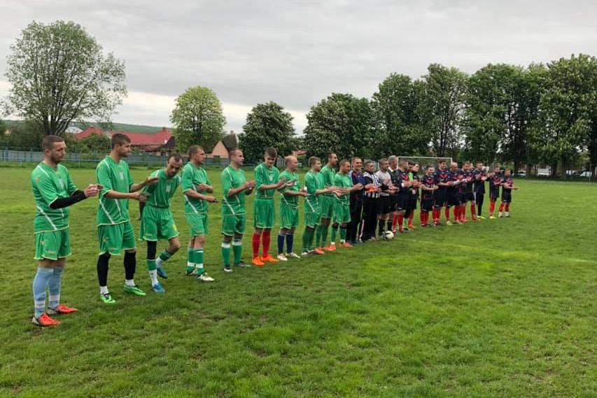 У неділю, 19 травня, пройшов третій тур футбольного чемпіонату Ужгородського району.