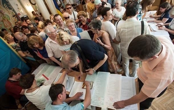 Міністерство закордонних справ нарахувало за кордоном 410 тисяч виборців, які стали на консульський облік.