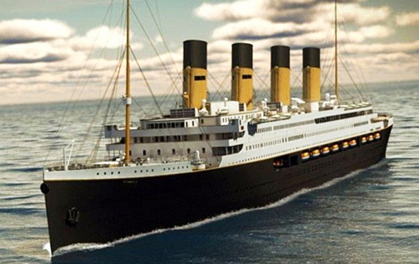 Стало відомо, коли Титанік II відправиться в перше плавання