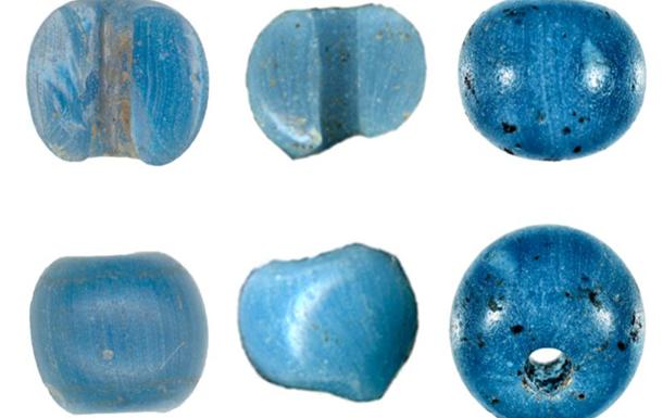 Намисто могло бути першим предметом з Європи, який коли-небудь привезли на територію Північної Америки.
