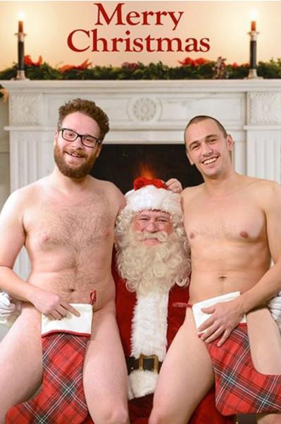 Дорослі хлопчики і дівчатка теж вірять в казки і чекають в гості Санту: захоплюємося найкращими різдвяними листівками селебріті, яким би не завадила відмітка 16+.