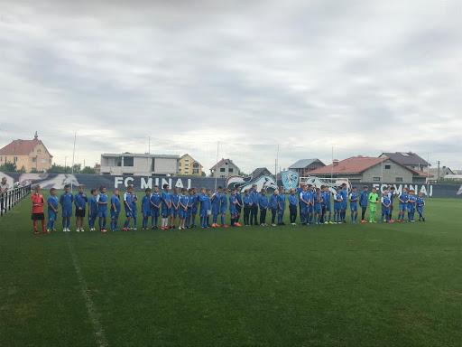 На позитивній ноті завершили сезон команди Академії «Минаю». Юні футболісти у загальному заліку зайняли перше місце  у своїй групі в Першій лізі.