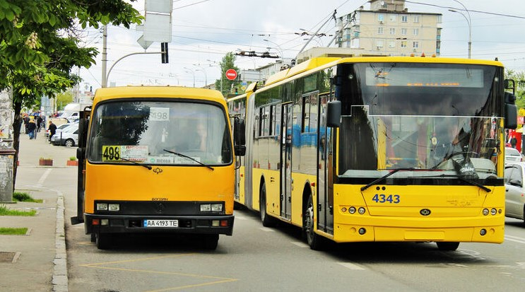 Перевізники повинні будуть повністю позбутися від маршруток за п'ять років. На вулицях міст будуть їздити тільки великі автобуси.