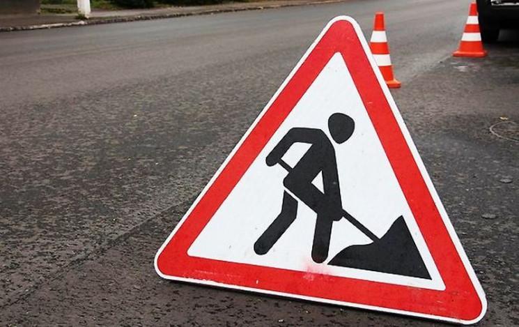 На вулиці Володимира Погорєлова тривають аварійно-відновлювальні роботи.