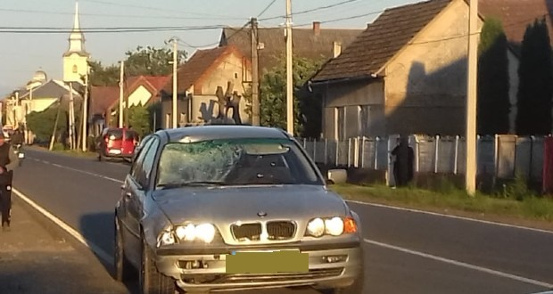 Прокурором Ужгородської місцевої прокуратури погоджено підозру 37-річному мешканцю с.Велика Добронь, який, керуючи автівкою