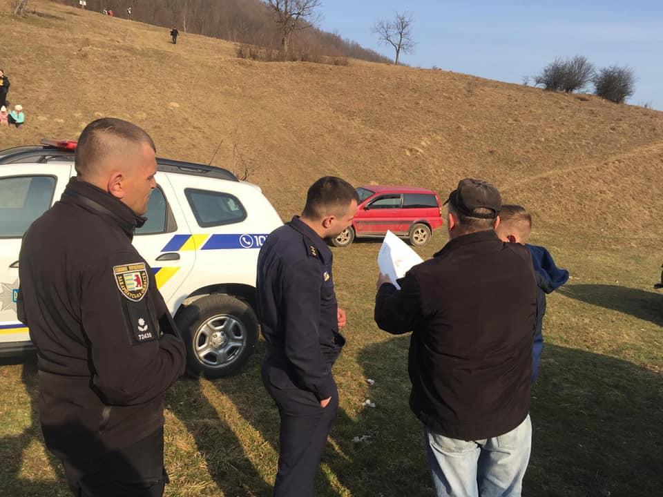 Житель села Бронька здійснив підпал на території  державного лісового фонду ДП