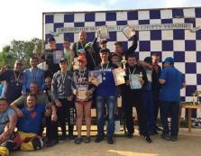 Команда ЗОДЮСШ перемогла в етапі чемпіонату області з мотокросу