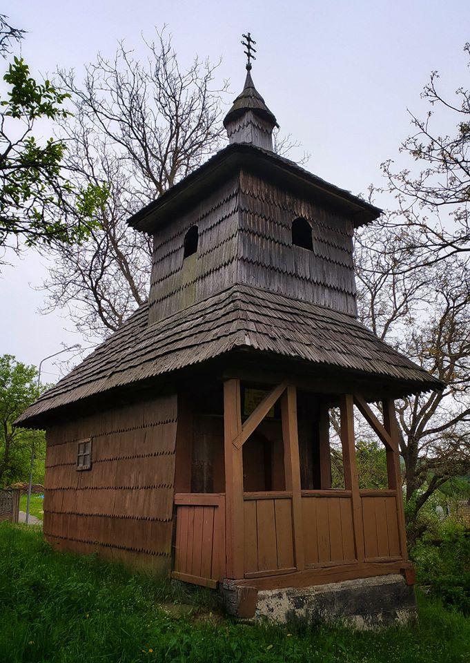 Церква збудована наприкінці 18-го століття.