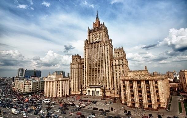 Дипломати Естонії, Латвії, Литви, а також Словаччини повинні покинути Росію в семиденний термін.