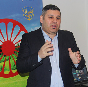 Роми не нападали на туриста в Ужгороді, - Мирослав Горват