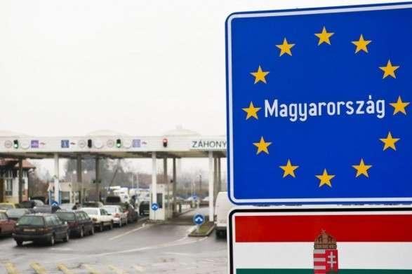Через обмеження, введені у зв'язку із пандемією, з 13 травня вступають у силу нові правила перетину кордону з України в напрямку Угорщини.