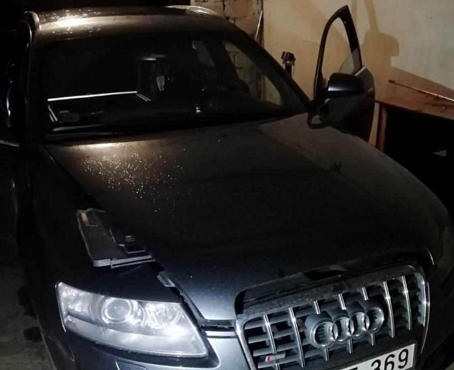 Цими днями на митних постах «Тиса» і «Вилок» вилучили не задекларований та прихований товар, і автомобіль «Ауді А6», - загальною вартістю 380 тис грн.