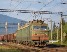 У локомотивному депо Мукачево відремонтували ще один електровоз ВЛ11М