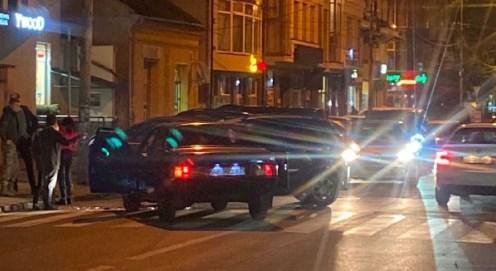 Дорожньо-транспортна пригода трапилася на вулиці Швабській.