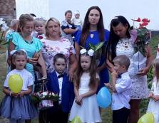 12 учнів-першачків сіли за парти у селі Плав'є на Свалявщині