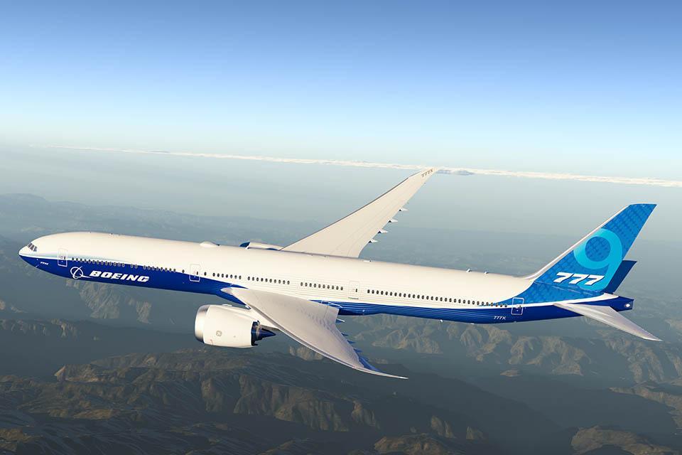 Компанія Boeing представила найдовший літак у світі (ФОТО)