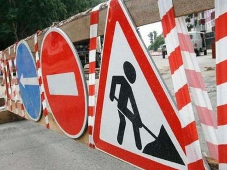 За декілька днів у Мукачеві перекриють рух транспорту на двох вулицях