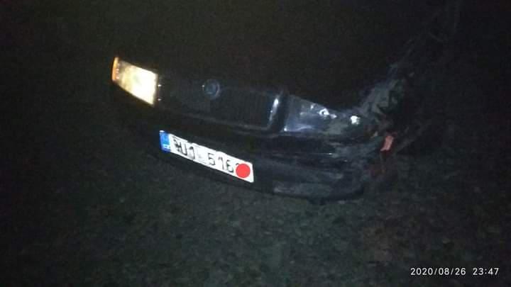 Між Тячівщиною та Хустщиною зіткнулися два легкові автомобілі.