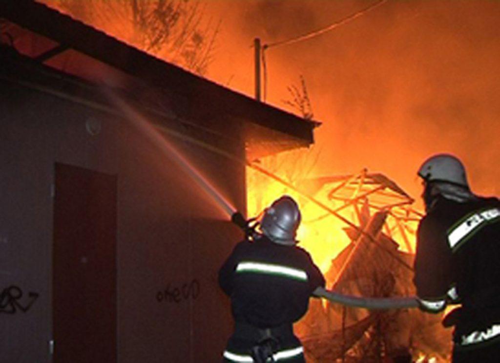 21 березня  о 10:29 пожежа в житловому будинку за адресою: Іршавський район, с. Климовиця.