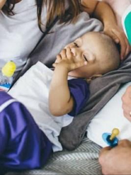 Сашика прооперували і знову призначили хіміотерапією, тож рідні просять про допомогу.