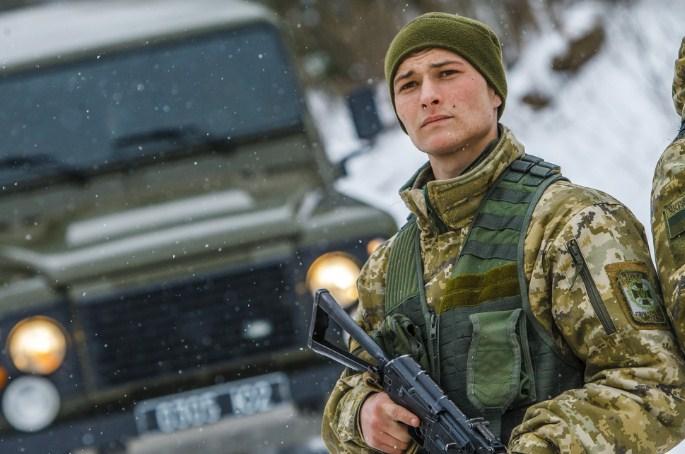 Чергову провокацію злочинних елементів зафіксували цієї ночі прикордонники неподалік від населеного пункту Ділове.
