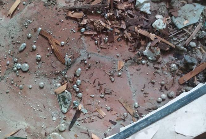 Пролитая ртуть была обнаружена в доме в селе Нестычево.