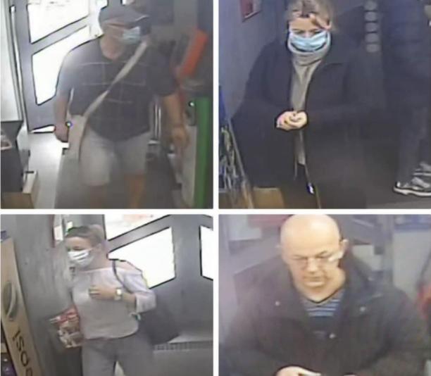 Шевченківським ВП встановлюються особи, які підозрюються у грабежі з продуктового магазину на вулиці Науковій.
