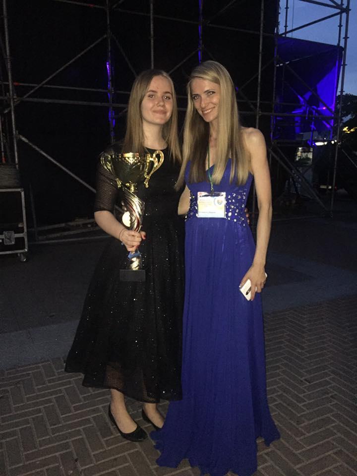 """Закарпатка здобула титул Гран-Прі конкурсу """"Irpin Kids Fest 2018"""""""