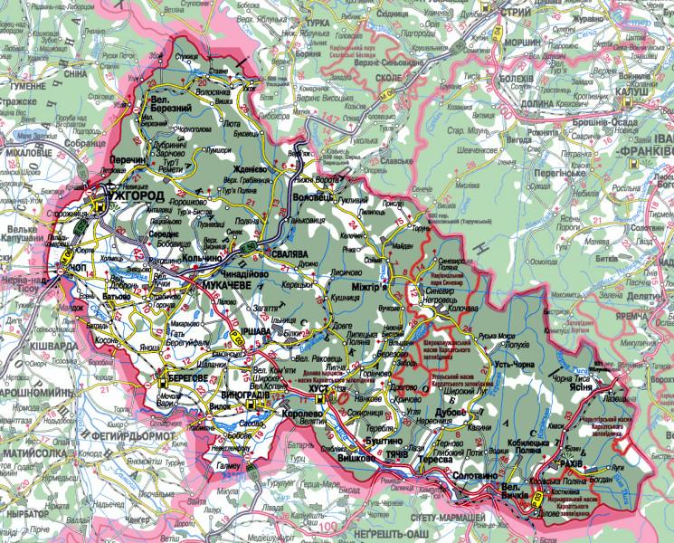 Відомо, що у зв'язку із новим поділом Закарпаття, згідно із рішенням Кабміну, ряд районів буде ліквідовано, у тому числі й Виноградівський. Віднині він стане Берегівським.