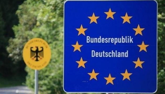 З 15 червня МВС Німеччини буде прагнути до повного припинення контролю на всіх ділянках кордону.