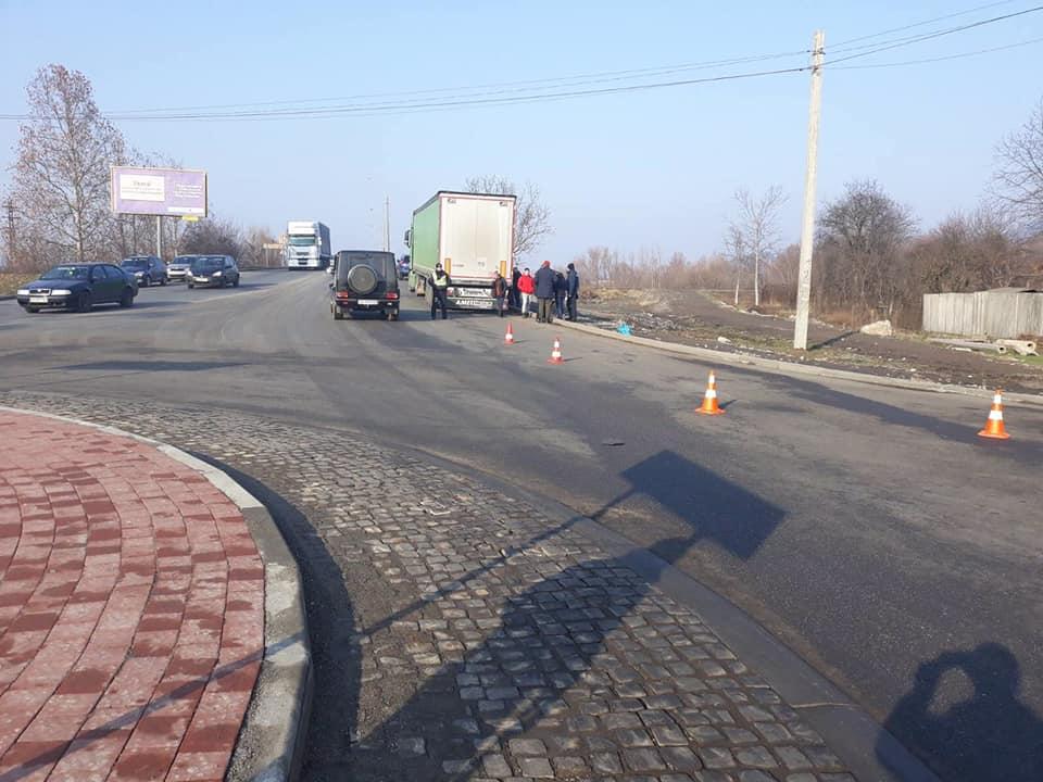 Сьогодні, 25 січня, близько 12.20 години в поліцію Мукачева надійшло повідомлення про ДТП з потерпілими.