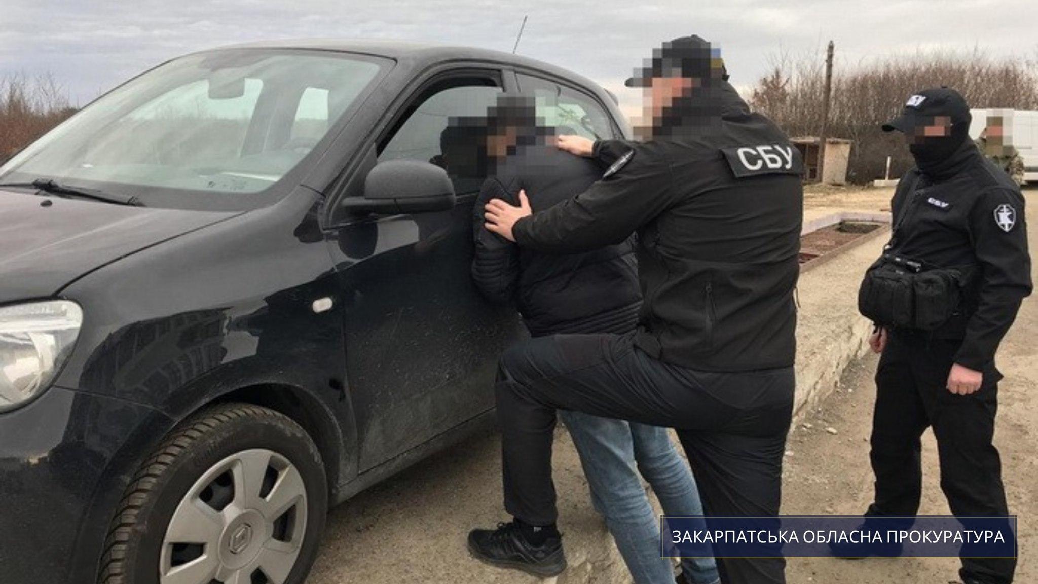 Про це повідомляє пресслужба Закарпатської обласної прокуратури.