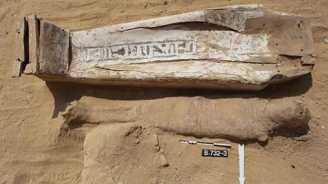 Вчені припускають, що це було місце поховання людей з робочого або середнього класу.