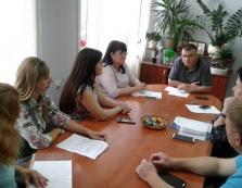 У Мукачеві говорили про попередження насильства в сім'ї та протидію торгівлі людьми