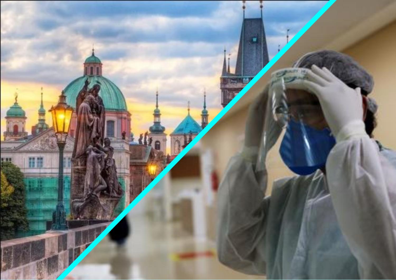 27 грудня Чеська Республіка переходить на найвищий - 5 рівень протиепідемічної системи.