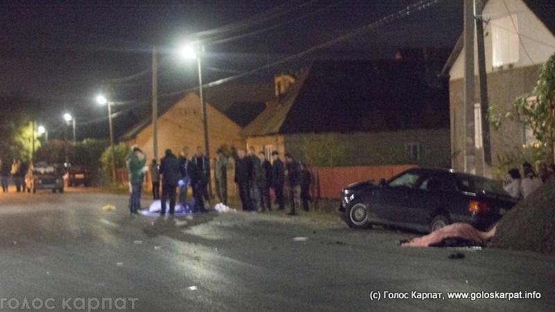 Річниця трагедії: справу священика, який насмерть збив трьох жінок у Підвиноградові, розглядає суд