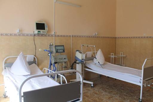 Наявних в українських лікарнях місць у разі спалаху епідемії коронавірусу вистачить на чотири місяці.