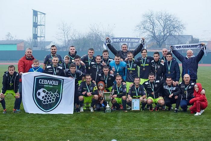 У цьогорічному суперництві за почесний трофей команда з Виноградівщини здолала «Витязь» (Концово).