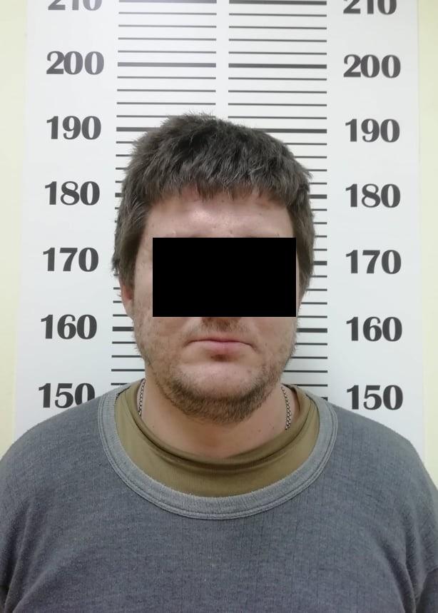 Сьогодні вночі прикордонники Чопського загону затримали невідомого, які перебував неподалік держрубежу без документів. Він назвався громадянином України