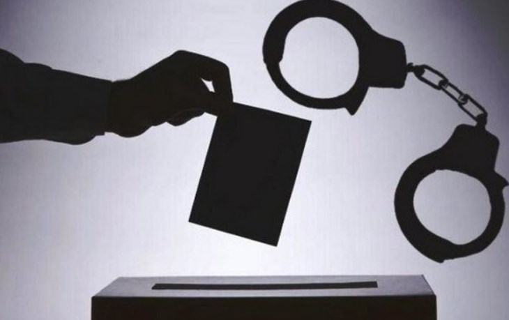 Це уже шосте кримінальне провадження, яке відкрила поліція за фактом порушення виборчого законодавства.
