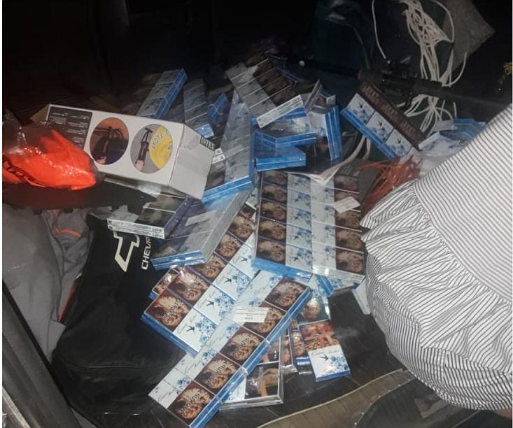 На Закарпатті громадянин Румунії намагався провести контрабандні сигарети вартістю понад 37 тисяч гривень.